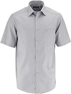 Anthrazit Uomo Casamoda Camicia Regular Fit Grigio Manica Lunga