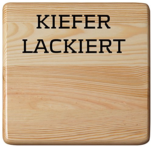 koma Eckbank Kiefer Lackiert MASSIVHOLZ NEU (100 x 120 cm) - 2