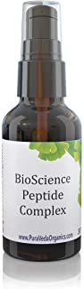 PuraVeda Organics - Bioscience Complex - Best Anti-Aging Peptide Wrinkle Cream