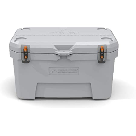 Ozark Trail 52-Quart High-Performance Cooler, Grey