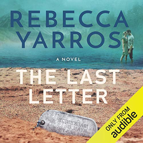 The Last Letter cover art