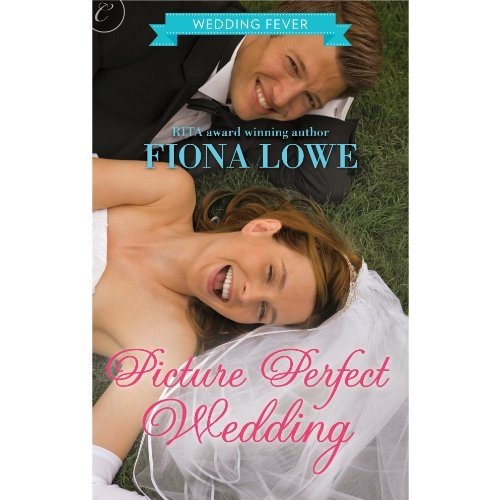 Picture Perfect Wedding audiobook cover art