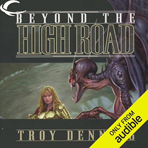 Beyond the High Road audiobook cover art
