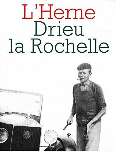 Cahier de l'Herne : Drieu La Rochelle N°42