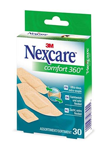 Nexcare N1130ASD Comfort Pflaster 360°, 30  Pflasterstreifen