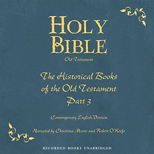 Holy Bible, Volume 8 cover art