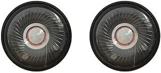 FXCO 2 STÜCKE 50mm Datenkabel Kopfhörer Lautsprecher Headset Treiber 32 Ohm 112db HiFi Lautsprecher Ersatzteile Kopfhörer Lautsprecher