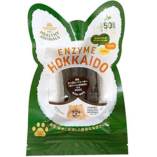 犬 おやつ 無添加 国産 たもぎ茸配合 カンガルージャーキー カンガルー 植物発酵酵素 健康 安心 安全 28g