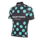 Uglyfrog Ropa Ciclismo Maillot Manga Corta Spinning Carretera Camiseta Verano de Ciclistas Hombre Short Sleeve Cycling Jersey