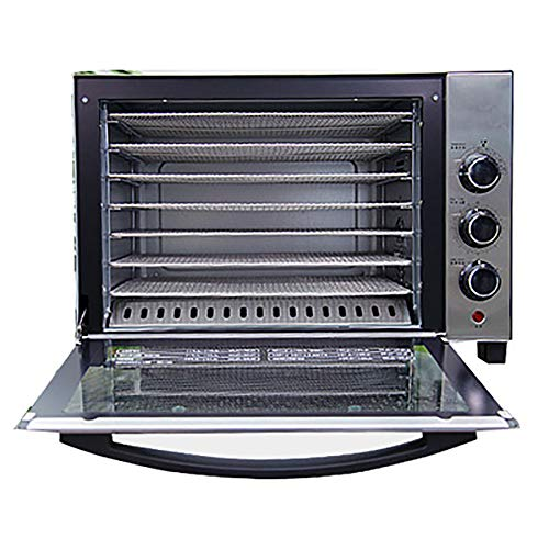 Fantastic Prices! Food Dehydrator,dehydrator machine,7 Drying Shelf,Countdown Timer,Preset Tempe...