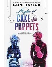 Night of Cake and Puppets (Daughter of Smoke & Bone)