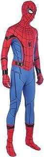 KILLM El Hombre araña de Halloween héroe regresa de la Batalla de Ropa de niño o Adulto Medias Siameses Ropa