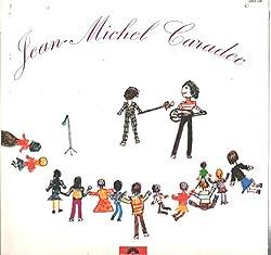 Jean-Michel Caradec: Chante Pour Les Enfant LP VG+/NM Canada Polydor 2393 193