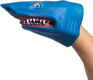 Barry Owen Co. Hand Puppet Shark Blue- One per Package