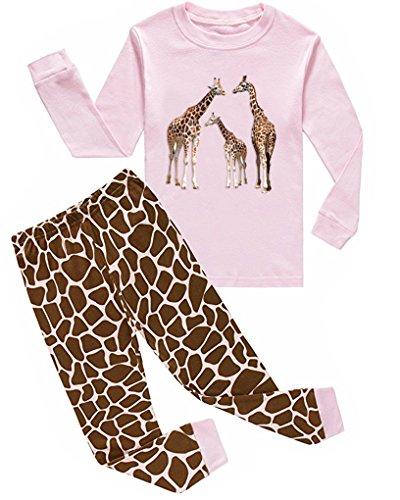 Pijama Jirafa Niña  marca Babygp