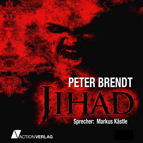 Jihad [German Edition] audiobook cover art