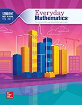 Everyday Mathematics 4, Grade 4, Student Math Journal 2