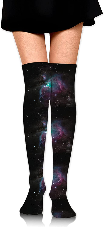 Comfort Nippon regular agency Knee Online limited product Compression Sock High Tube W For Girls Socks Sports