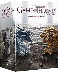 l'intégrale de Game of Thrones