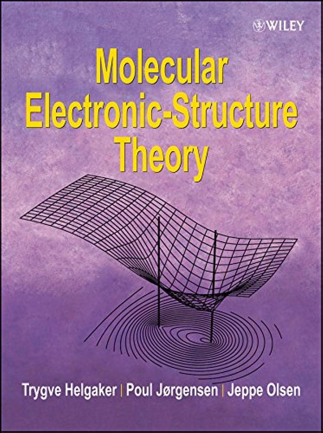 驚いた男らしい果てしないMolecular Electronic-Structure Theory (English Edition)