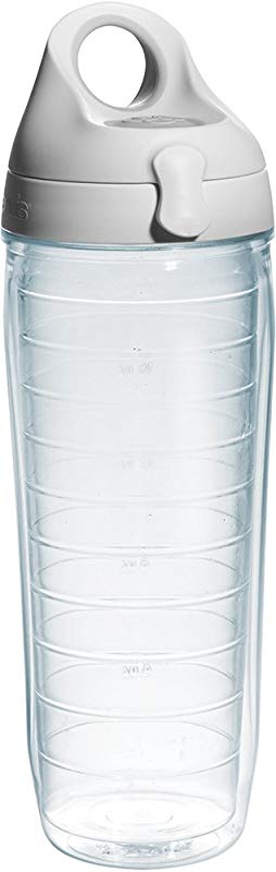 Tervis 24 Oz Clear Water Bottle
