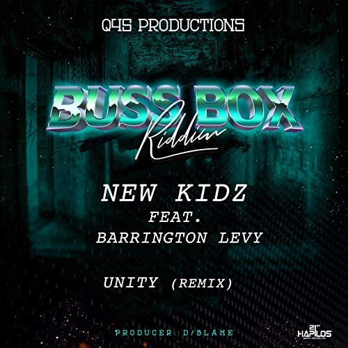 New Kidz feat. Barrington Levy