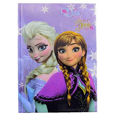 JOURNAL INTIME la reine des neiges Elsa et Anna cm.20