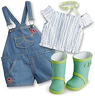 American Girl of 2019 - Blaire Wilson - Blaire's Gardening Outfit