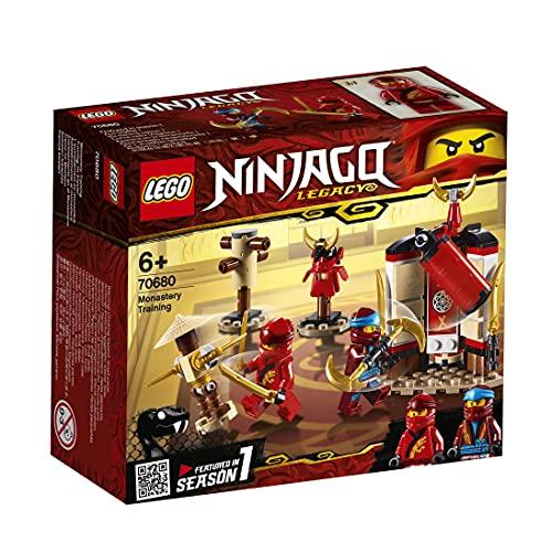 LEGO 70680 Ninjago Addestramento al monastero (Ritirato dal Produttore)