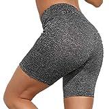 NIGHTMARE Pantalones de Yoga Florales de Cintura Alta para Mujer, Pantalones Holgados para salón, Mallas Sexis de Gimnasio para Mujer XL
