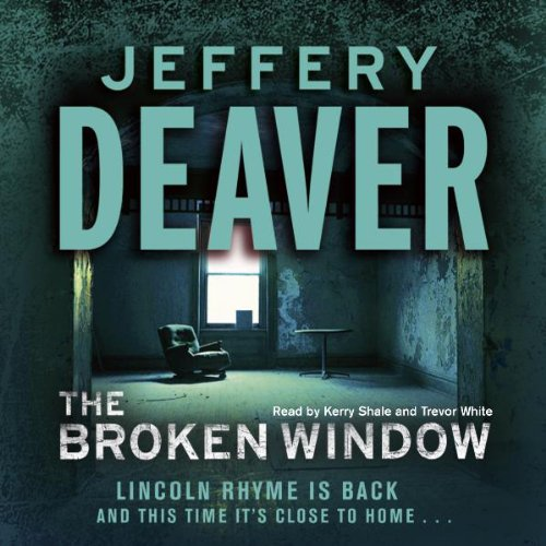 The Broken Window audiobook cover art