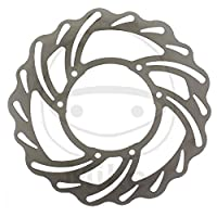EBC-Brakes Stainless Steel Disc With Contoured Profile to fit Front Left