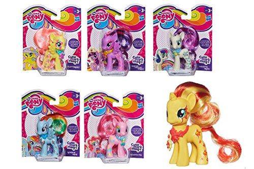 Hasbro b0384eu4 My Little Pony Amis, poupée