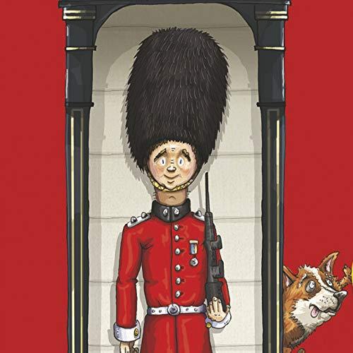 Ron The Royal Guard - The Royal Wee