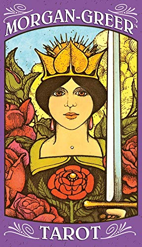 The Morgan Greer Tarot Deck