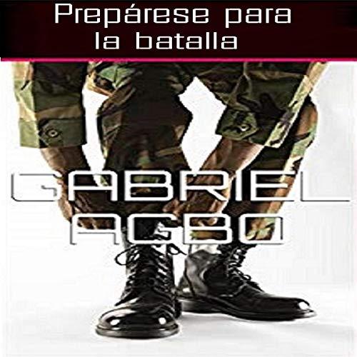 『Prepárese Para la Batalla [Prepare for Battle]』のカバーアート