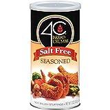 4C Salt Free Seasoned Bread Crumbs 12 oz. (Pack of 3)