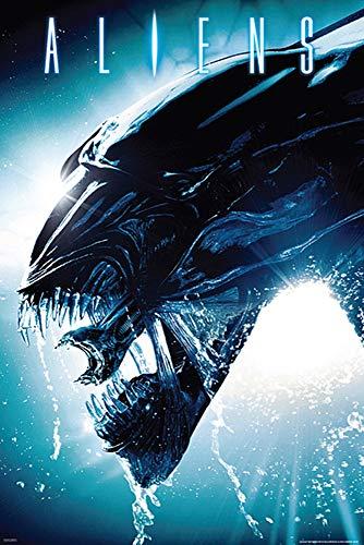 Close Up Aliens - Die Rückkehr Poster Side Splash (61cm x 91,5cm)