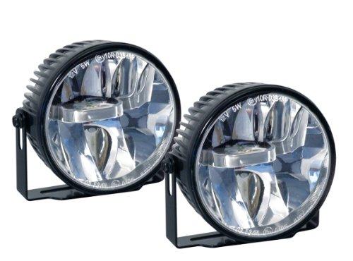 Preisvergleich Produktbild Devil Eyes 610771 LED Nebelscheinwerfer Set - Universal E-geprüft und Eintragungsfrei