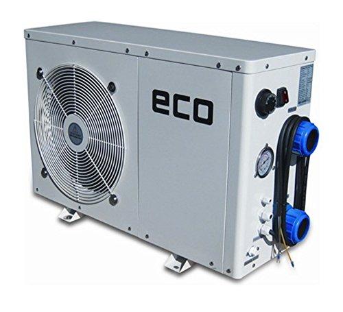 Wärmepumpe ECO 5 Schwimmbad Heizung Poolheizung Wärmetauscher