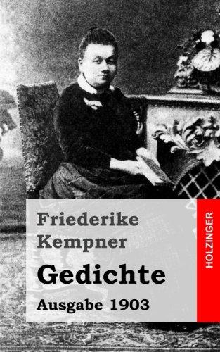Gedichte: Ausgabe 1903