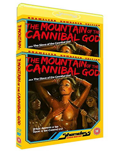 The Mountain Of The Cannibal God [Blu-ray] [Reino Unido]