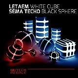 White Cube & Black Sphere