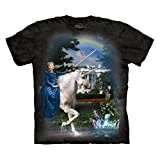 The Mountain Men's Epic Hillary Clinton T-Shirt Black S