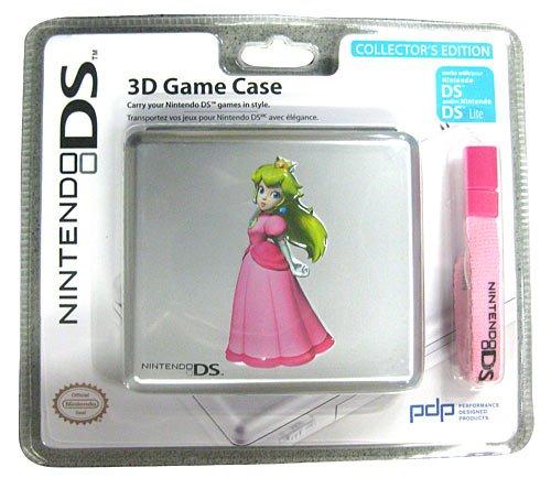 Nintendo DS, DS Lite - 3D Game Case, Prinzessin Peach