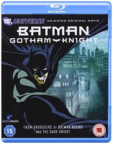Batman - Gotham Knight [Blu-ray] [UK Import]