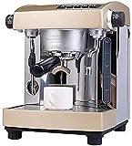 YAeele El Tanque de Agua máquina de café Comercial Inicio 15bar de Dos Bombas de Gran Capacidad Sistema 3L