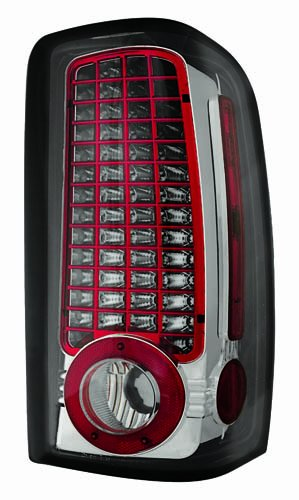 IPCW CW3-311E Clear 3rd Brake Light For EXT Cab 1 Piece