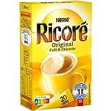 Nestlé Ricoré Original - Substitut de Café - Boîte de 20 Sticks x 3 g