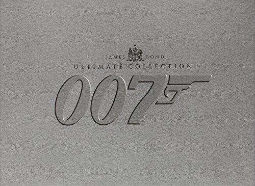 Maleta Carton James Bond Ed.Limitada [DVD]